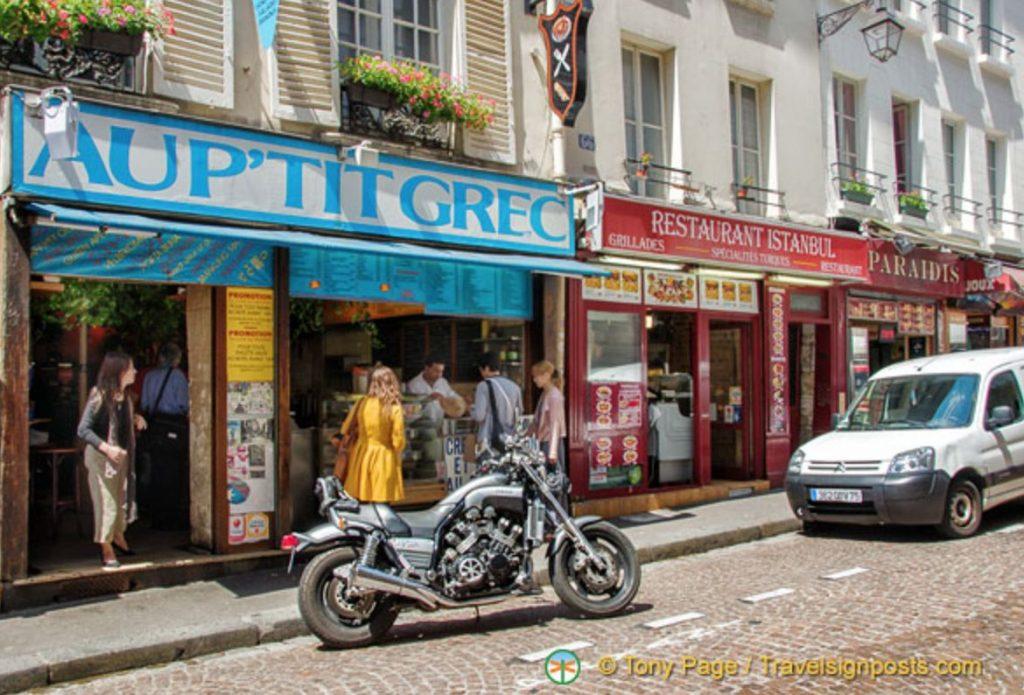 Crêperie préférée d'Anto – Au P'tit Grec